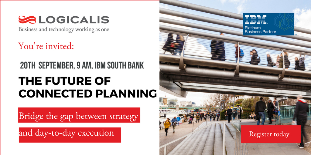 The future of connected planning - 20th September